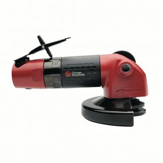 "CP3450-12AC45 Chicago Pneumatic 4 1/2"" Angle Grinder"
