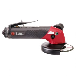 "CP3650-120AB45 Chicago Pneumatic 4 1/2"" Industrial Angle Grinder"