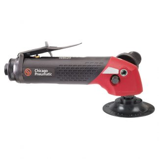 """CP3650-120AAE Chicago Pneumatic Industrial 5"""" Angle Sander"""