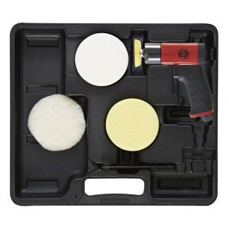 "CP7201P Chicago Pneumatic 3"" Mini Disc Polisher"
