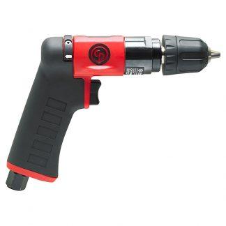 """CP7300RQCC Chicago Pneumatic 1/4"""" Air Drill"""
