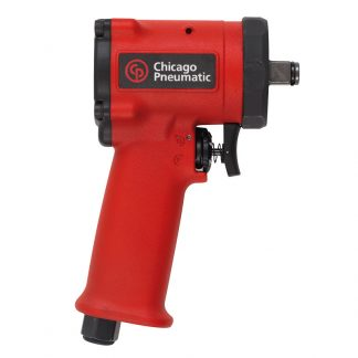 "CP7732 Chicago Pneumatic Stubby 1/2"" Air Impact Wrench"