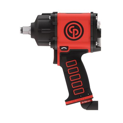 """CP7755 Chicago Pneumatic 1/2"""" Impact Wrench with Air Flex Mini"""