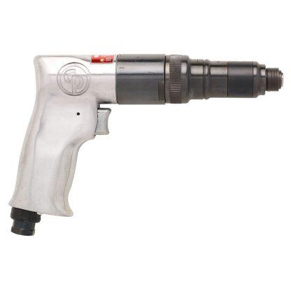 """CP781 Chicago Pneumatic 1/4"""" Pistol Cushion Clutch Screwdriver Air Screwdriver"""