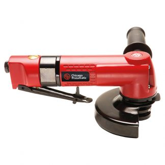 "CP9122BR Chicago Pneumatic 4 1/2"" Air Angle Grinder"