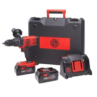 CP8548 Chicago Pneumatic Cordless Hammer Drill Kit