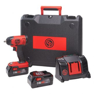 CP8828 Chicago Pneumatic Cordless Impact Wrench Kit