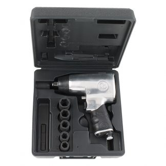 "Chicago Pneumatic CP734H 1/2"" Air Impact Wrench Imperial Kit"