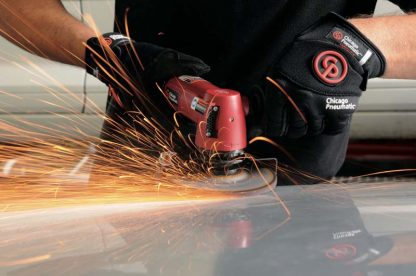 CP9120CR Chicago Pneumatic Angle Grinder