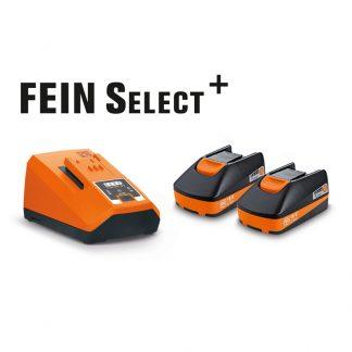 Fein Select Battery Starter Set