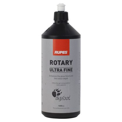 9.BRULTRAFINE RUPES Ultra Fine Rotary Compound