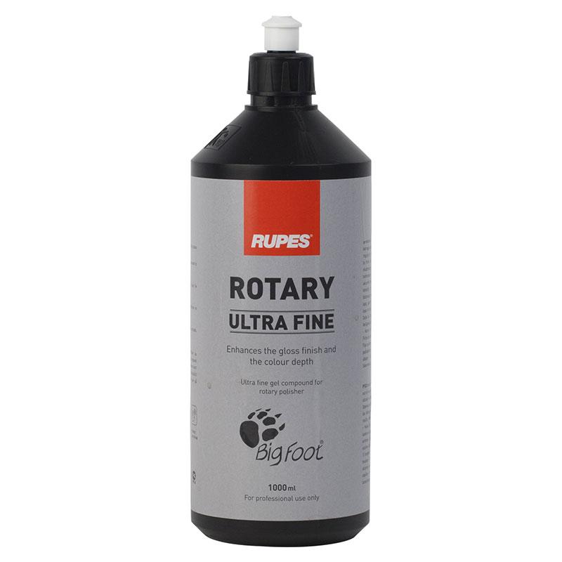 9.BRULTRAFINE RUPES Ultra Fine Rotary Compound