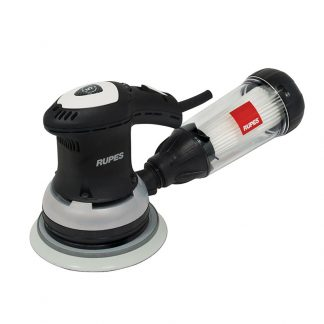 RUPES ER155TES Random Orbital Palm Sander with Filter