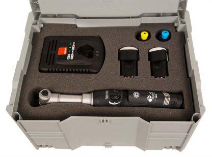 HR81ML RUPES Bigfoot iBrid Nano Long Neck BLX Kit