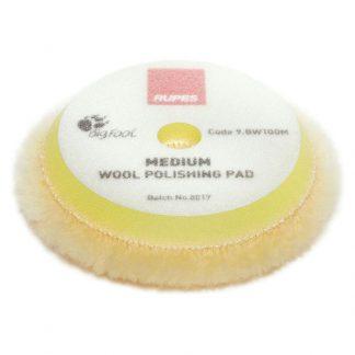 BW100M RUPES Medium Wool Polishing Pad