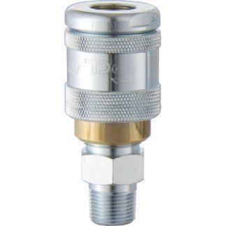 AC5JM PCL 100 Series Coupling Male Thread R 1/2