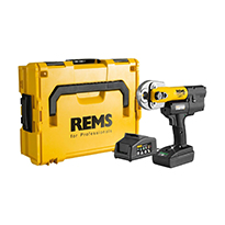 REMS Akku Press Servicing