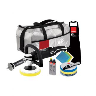 RUPES LH19E Bigfoot Rotary Polisher Deluxe Kit