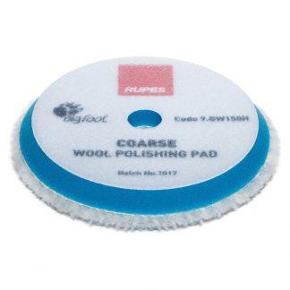 9.BW150H RUPES Coarse Wool Polishing Pad