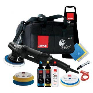 "LHR21ES/LUX RUPES 6"" Lux Polishing Kit"