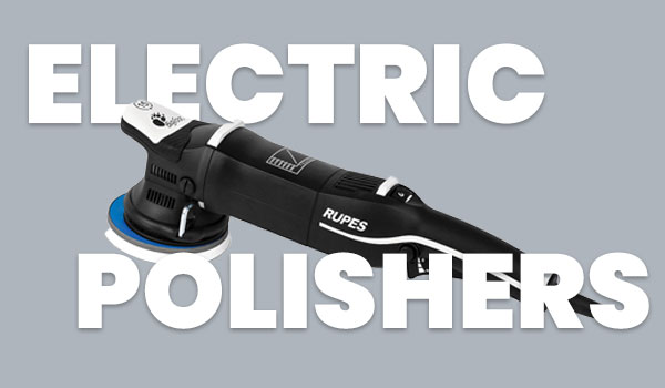 RUPES Electric Polishers