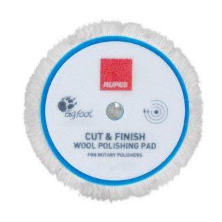 RUPES 9.BL200F Wool Polishing Pad