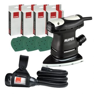 RUPES LS71TE Orbital Sander Deluxe Kit