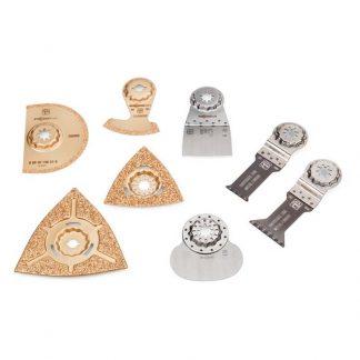 Fein StarlockMax Heating & Sanitary Professional Set