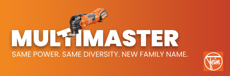 Fein Multimaster Banner