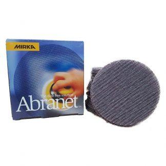 Mirka Abranet 77mm Abrasive Sanding Discs