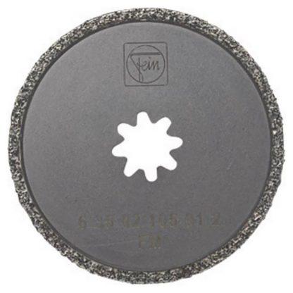 Fein 63502105012 Diamond Coated 63mm Saw Blade