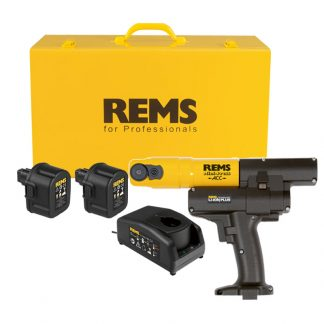 REMS Mini Press Radial Press Jointing Tool Basic Pack