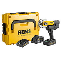 REMS Radial Press Jointing Tools