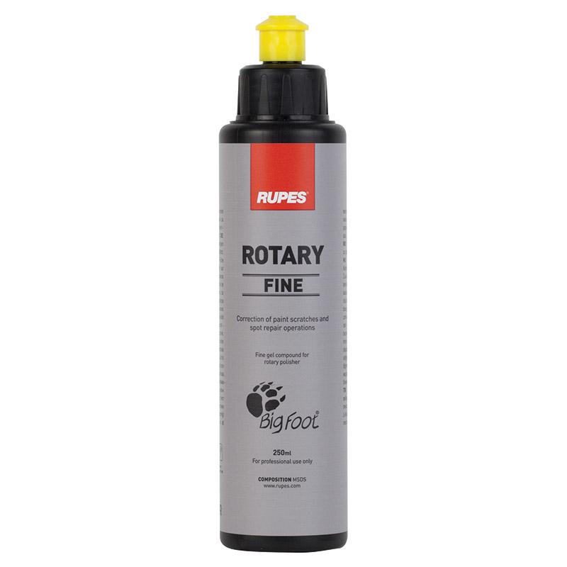 9.BRFINE RUPES Rotary Fine Compound - 250ml