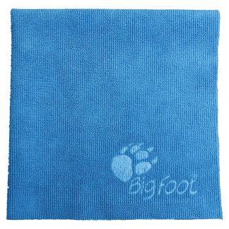9.BF9050 RUPES Blue Microfibre Cloth