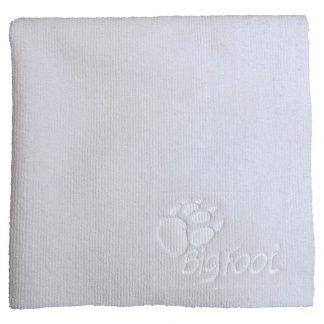 9.BF9070 RUPES White Microfibre Cloth