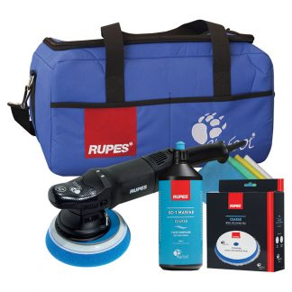 RUPES LHR21ES Random Orbital Polisher Marine Kit