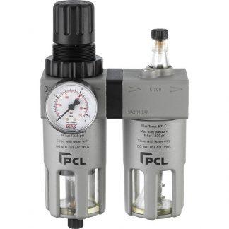 PCL ATCFRL12 Filter/Regulator/Lubricator