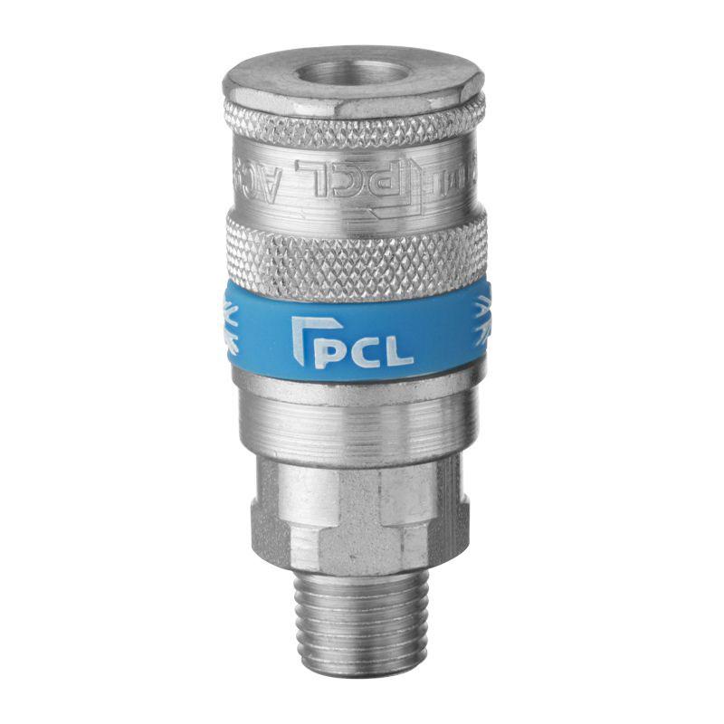 "AC91CM PCL Vertex Coupling Male Thread R 1/4"""