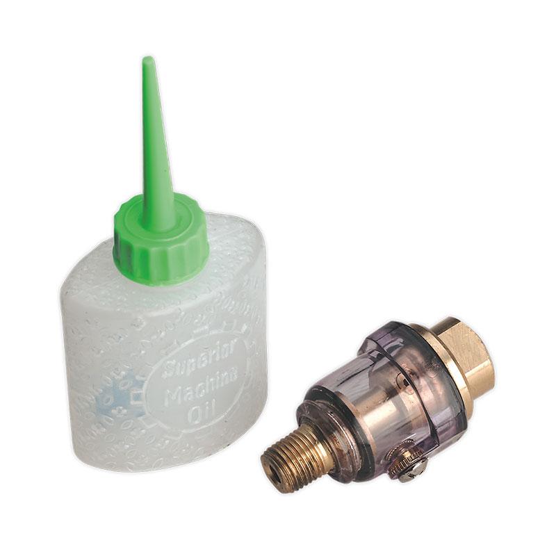 SA111 Sealey In-Line Air Tool Oiler