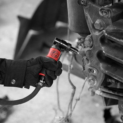 """CP7406 Chicago Pneumatic 1/4"""" Angle Die Grinder"""