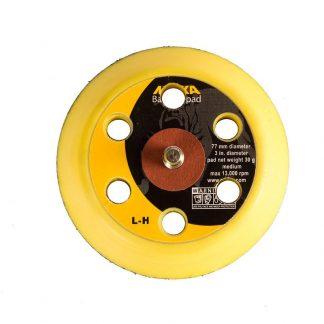 8294791211 RUPES 6 Hole 77mm Backing Pad